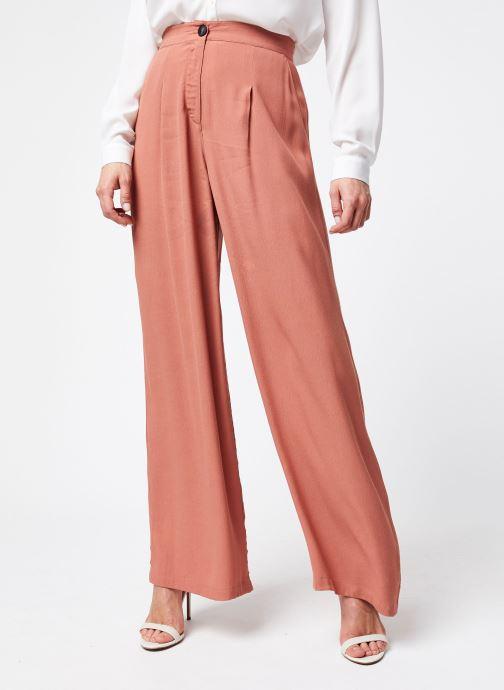 Vêtements Jolie Jolie Petite Mendigote Pantalon Gabin Rose vue détail/paire