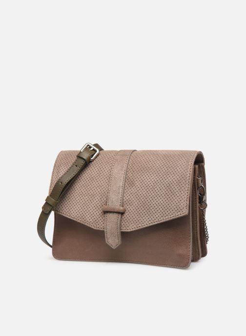 Handbags Sabrina DOROTHEE Brown model view
