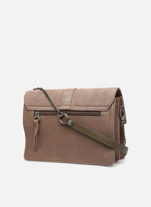 Handbags Sabrina DOROTHEE Brown view from the right