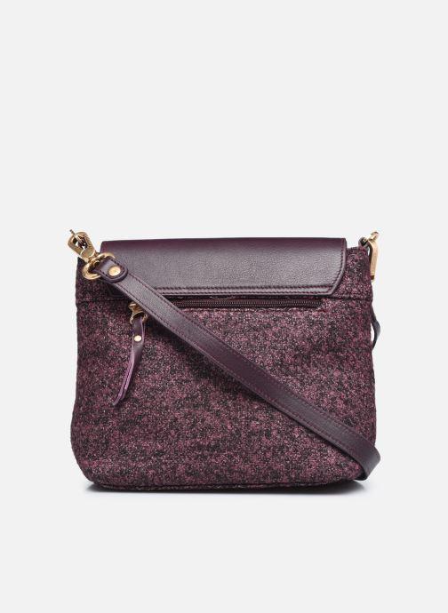 Handtaschen Sabrina ARIZONA lila ansicht von vorne
