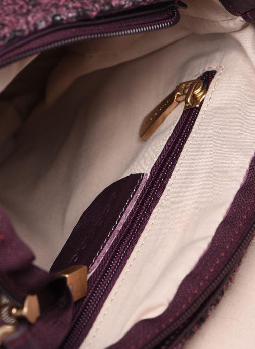 Handtaschen Sabrina ARIZONA lila ansicht von hinten