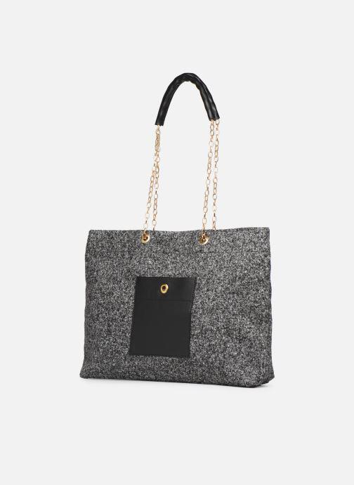 Handtaschen Sabrina MEREDITH schwarz schuhe getragen