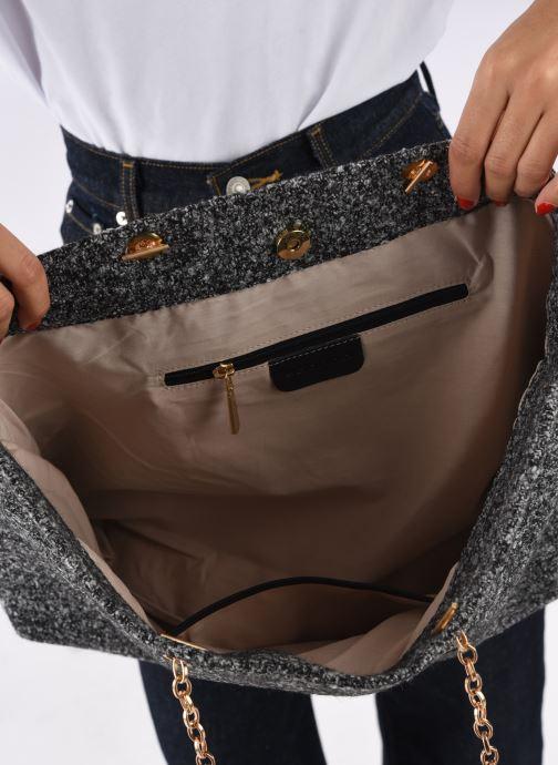 Handtassen Sabrina MEREDITH Zwart achterkant
