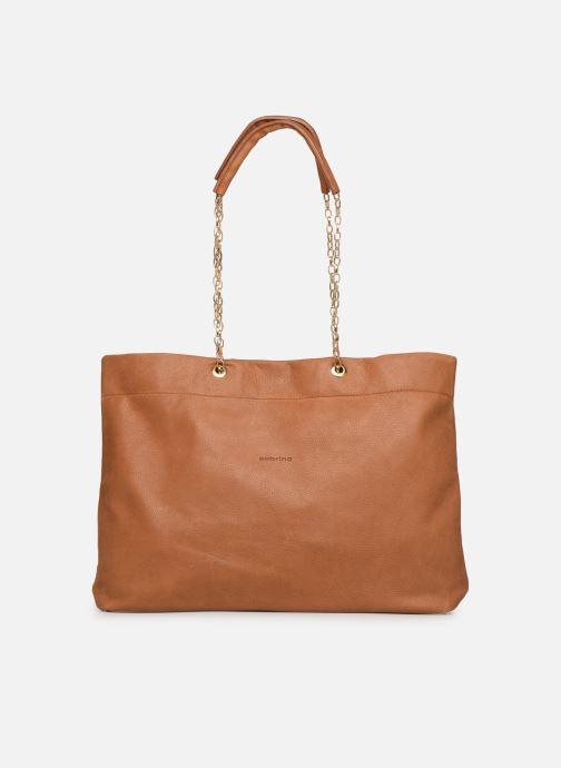 Handtaschen Sabrina MEREDITH braun ansicht von vorne