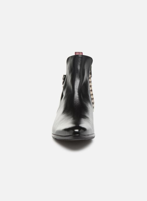 Bottines et boots Melvin & Hamilton TONI 35 Noir vue portées chaussures