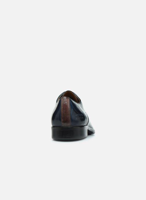 Chaussures à lacets Melvin & Hamilton LANCE 44 Bleu vue droite