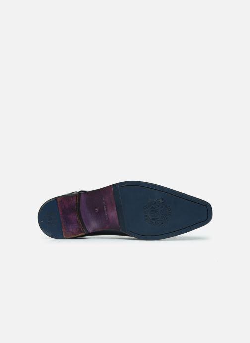 Chaussures à lacets Melvin & Hamilton LANCE 44 Bleu vue haut