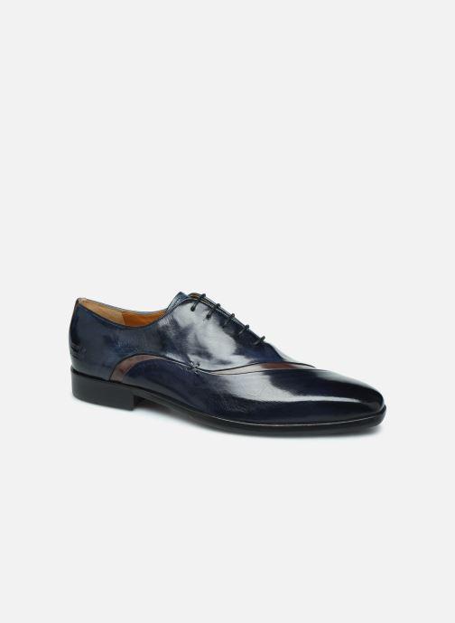 Snøresko Melvin & Hamilton LANCE 44 Blå detaljeret billede af skoene