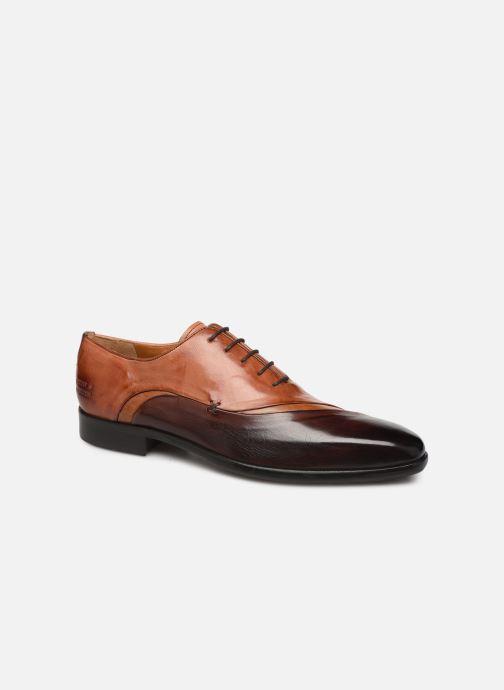 Chaussures à lacets Melvin & Hamilton LANCE 44 Marron vue détail/paire