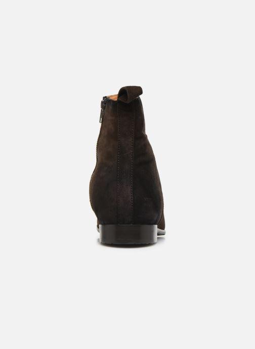 Boots en enkellaarsjes Melvin & Hamilton RYAN 4 Bruin rechts