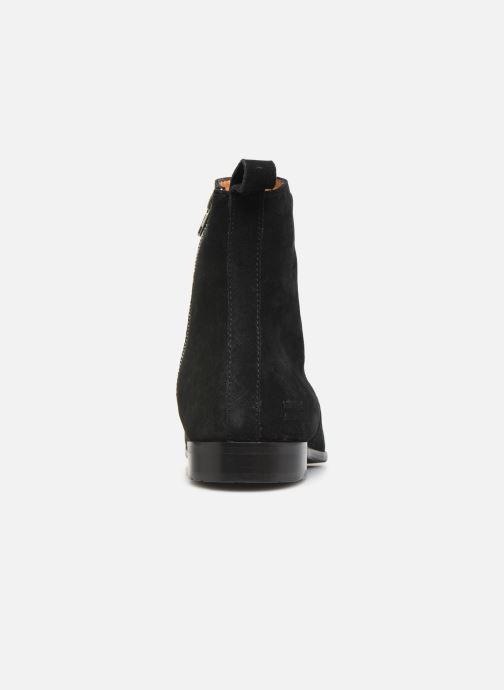 Bottines et boots Melvin & Hamilton RYAN 4 Noir vue droite