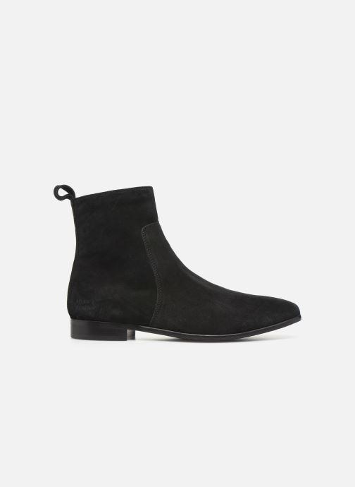 Bottines et boots Melvin & Hamilton RYAN 4 Noir vue derrière