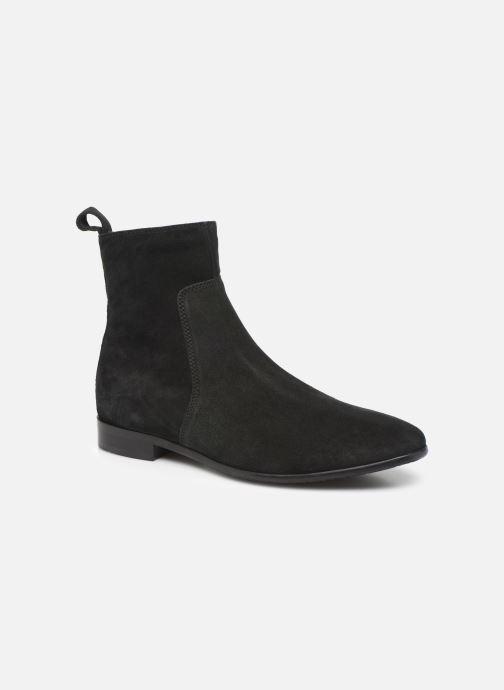 Boots en enkellaarsjes Melvin & Hamilton RYAN 4 Zwart detail