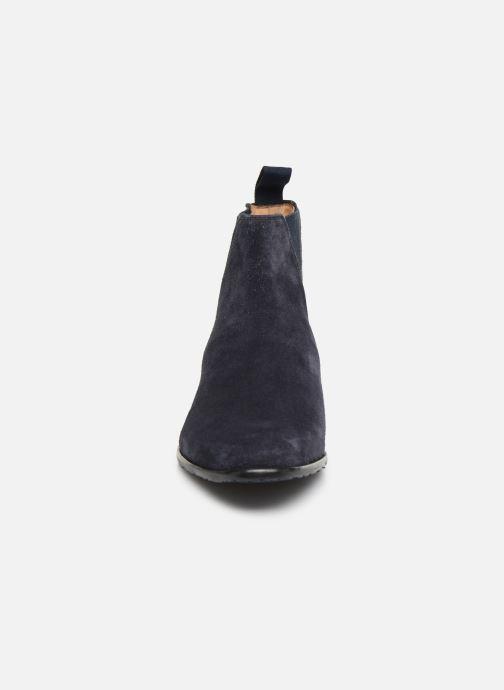 Bottines et boots Melvin & Hamilton VIGO 5 Bleu vue portées chaussures