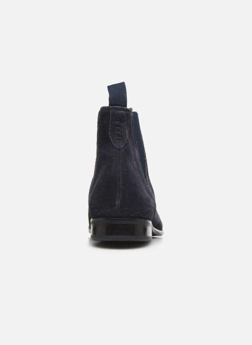 Bottines et boots Melvin & Hamilton VIGO 5 Bleu vue droite