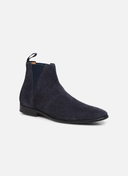 Bottines et boots Melvin & Hamilton VIGO 5 Bleu vue détail/paire
