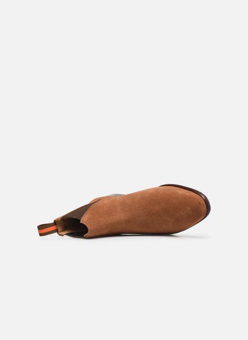 Stiefeletten & Boots Melvin & Hamilton VIGO 5 braun ansicht von links