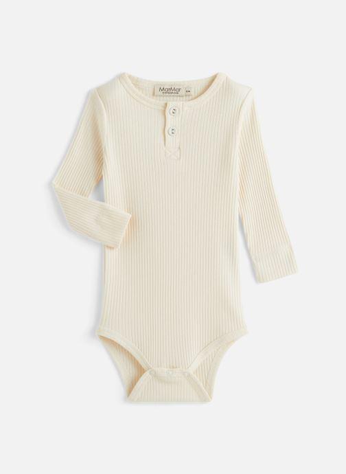 Vêtements MarMar Copenhagen Body 100-100-03 Beige vue détail/paire