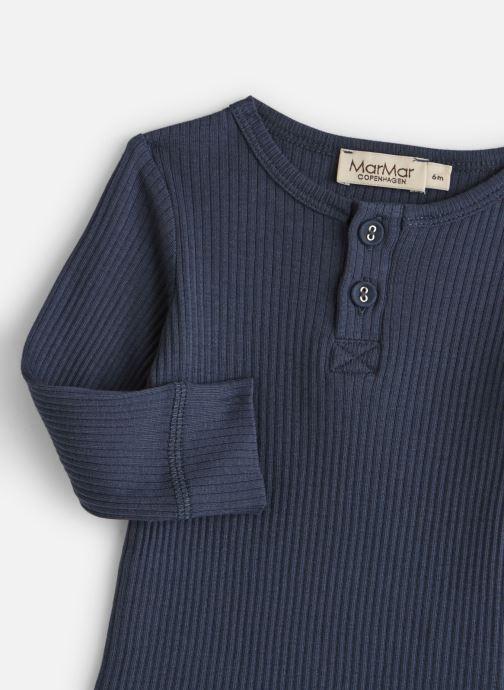 MarMar Copenhagen Body manches longues - Body 100-100-03 (Bleu) - Vêtements chez Sarenza (391401) Nfs9I