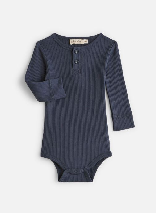 Vêtements MarMar Copenhagen Body 100-100-03 Bleu vue détail/paire