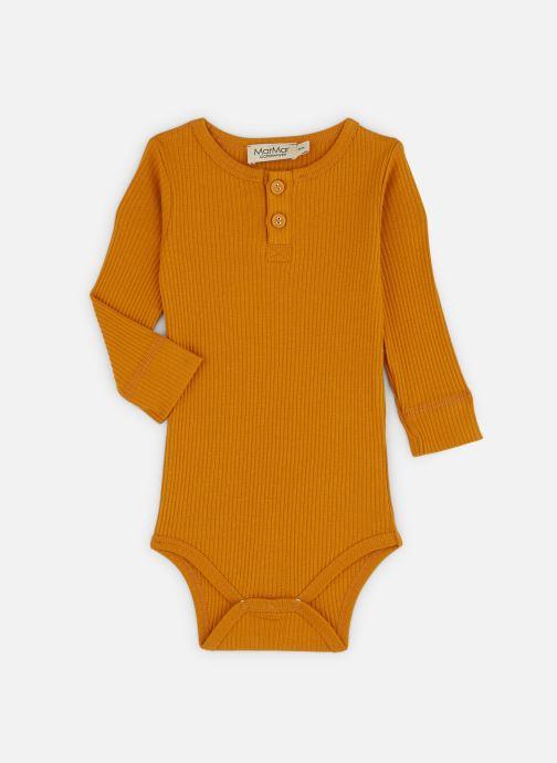Vêtements MarMar Copenhagen Body 192-100-03 Orange vue détail/paire