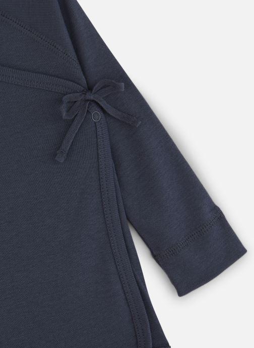 Vêtements MarMar Copenhagen Body 100-110-05 Bleu vue portées chaussures