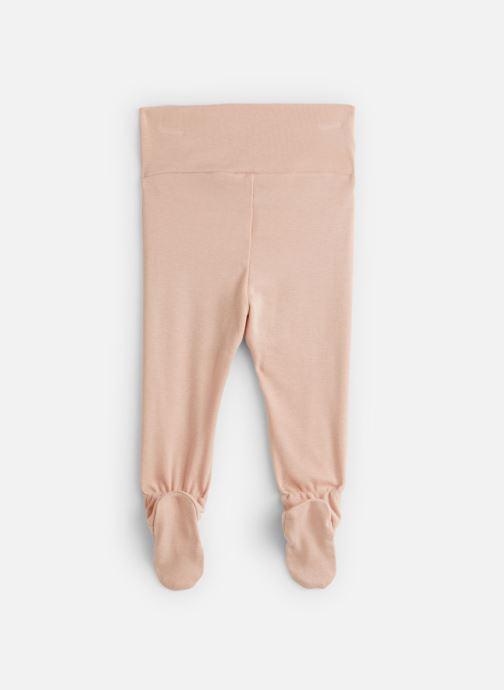 Vêtements MarMar Copenhagen Pant 100-110-07 Rose vue bas / vue portée sac
