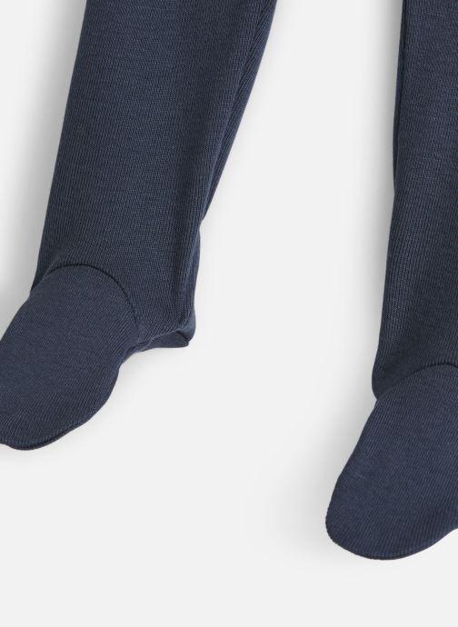 Vêtements MarMar Copenhagen Pant 100-110-07 Bleu vue portées chaussures