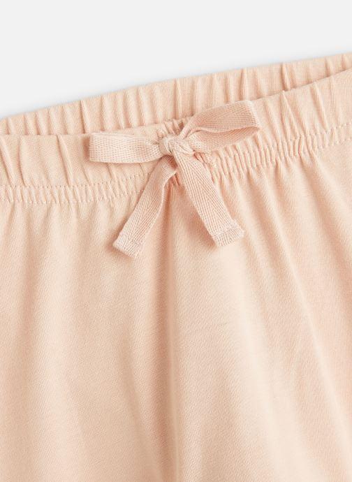Vêtements MarMar Copenhagen Pant 100-160-02 Rose vue portées chaussures