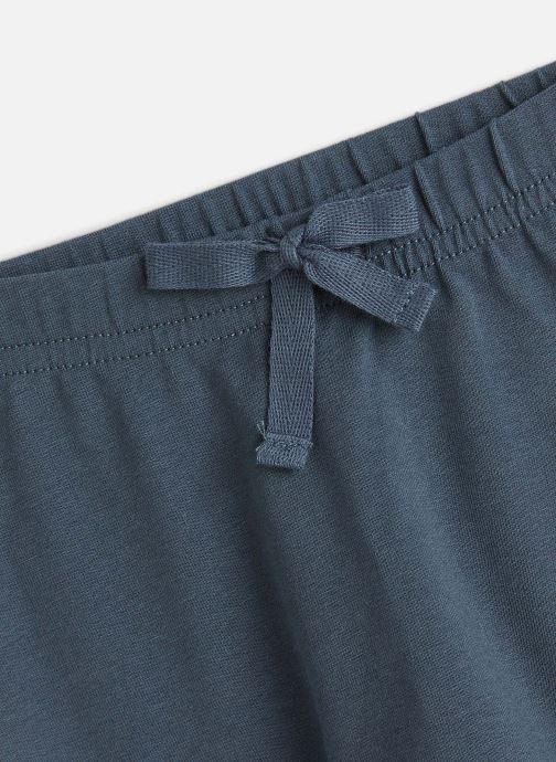 Vêtements MarMar Copenhagen Pant 100-160-02 Bleu vue portées chaussures