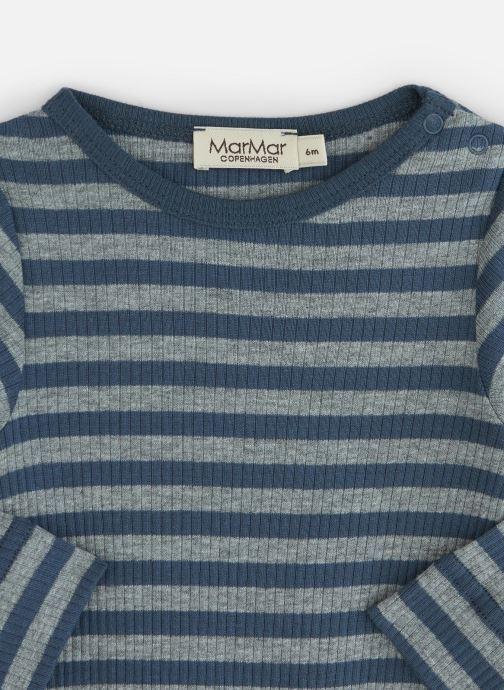 Vêtements MarMar Copenhagen Combi 100-101-06 Bleu vue portées chaussures