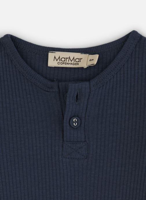 Vêtements MarMar Copenhagen Combi 100-100-06 Bleu vue portées chaussures