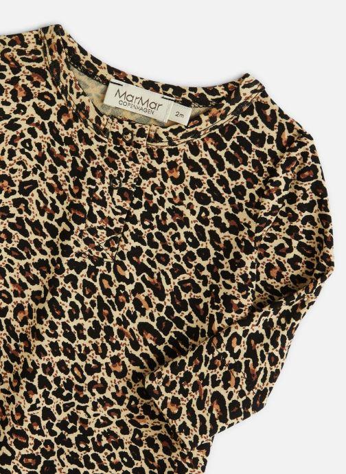 Vêtements MarMar Copenhagen Combinaison 100-150-02 Marron vue portées chaussures