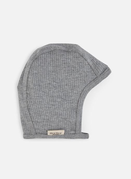 Bonnets MarMar Copenhagen Hat 100-100-20 Gris vue détail/paire