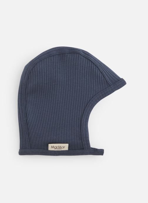 Bonnets MarMar Copenhagen Hat 100-100-20 Bleu vue détail/paire