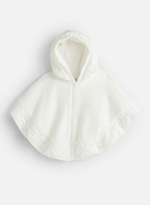 Vêtements Absorba Cape 9P44051 Blanc vue détail/paire