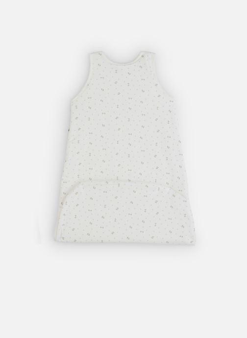 Vêtements Absorba Gigoteuse Coton Evolutive Blanc vue bas / vue portée sac