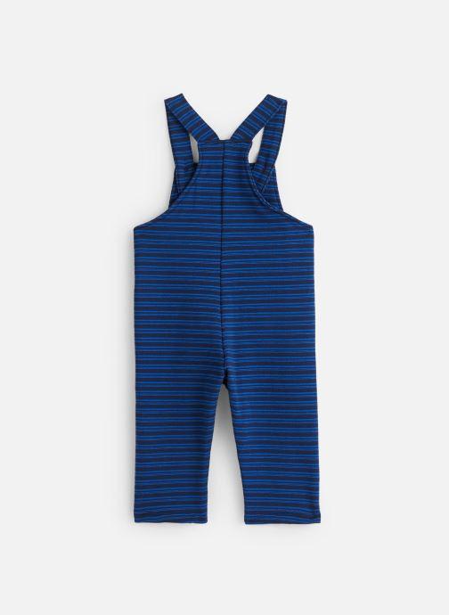 Vêtements Absorba Salopette 9P20052 Bleu vue bas / vue portée sac