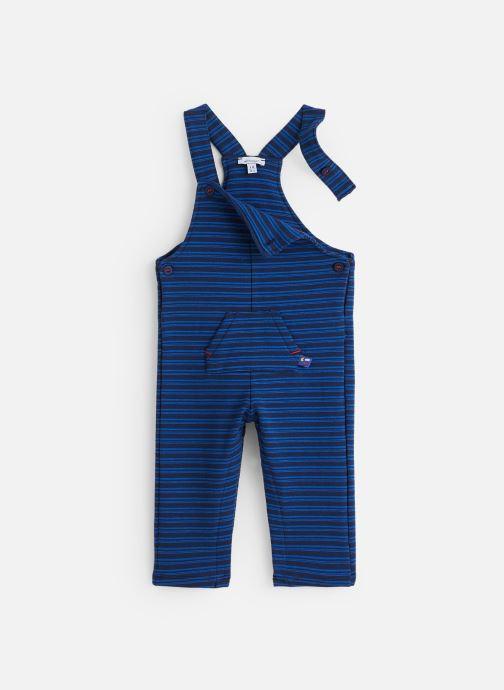 Vêtements Absorba Salopette 9P20052 Bleu vue détail/paire