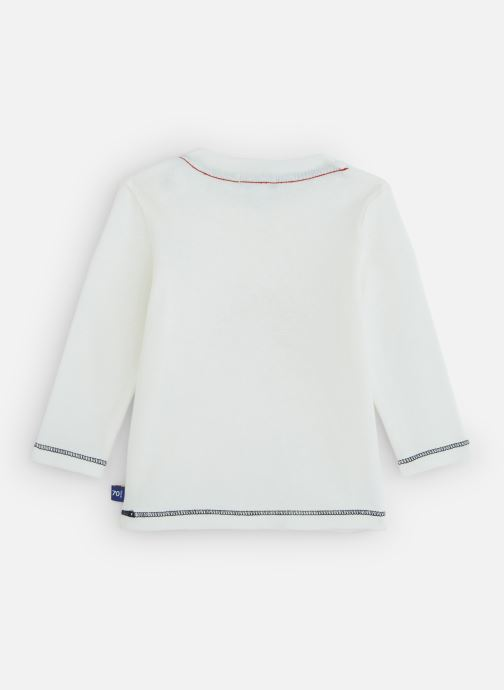 Absorba T-shirt - T-Shirt manches longues coton (Blanc) - Vêtements chez Sarenza (391449) A7sN8