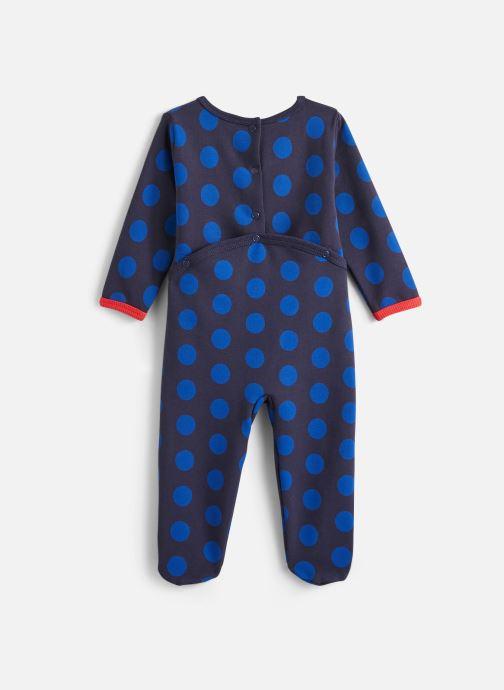 Vêtements Absorba Pyjama 9P54143 Bleu vue bas / vue portée sac