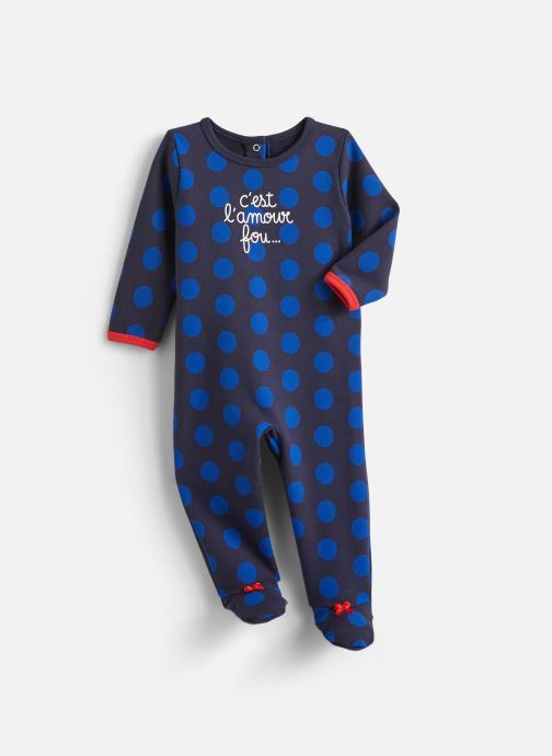 Vêtements Absorba Pyjama 9P54143 Bleu vue détail/paire
