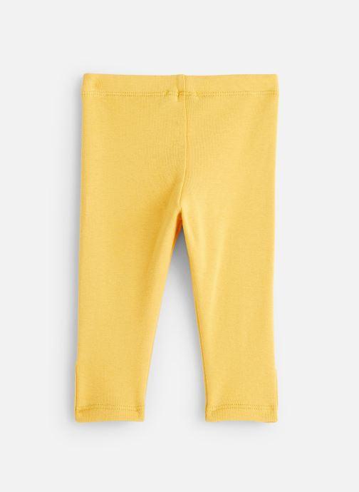 Vêtements Absorba Legging 9P24002 Jaune vue bas / vue portée sac
