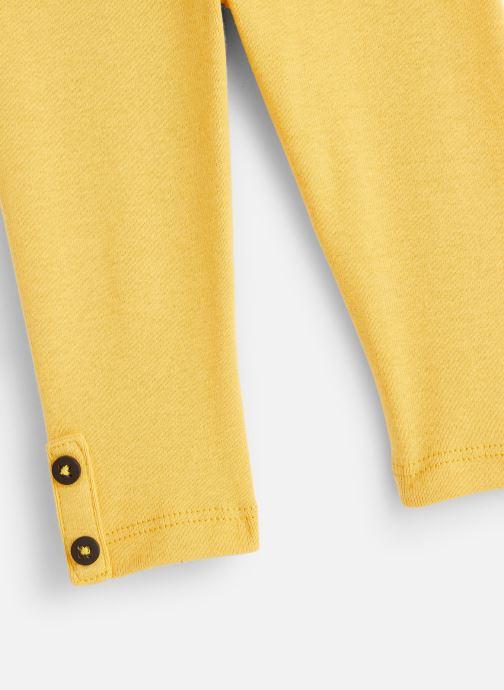 Vêtements Absorba Legging 9P24002 Jaune vue portées chaussures