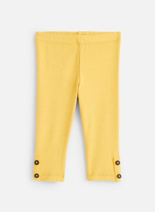 Vêtements Absorba Legging 9P24002 Jaune vue détail/paire