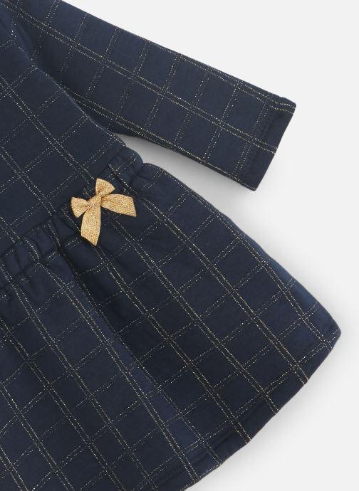 Vêtements Absorba Robe 9P30102 Bleu vue portées chaussures