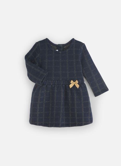 Vêtements Absorba Robe 9P30102 Bleu vue détail/paire