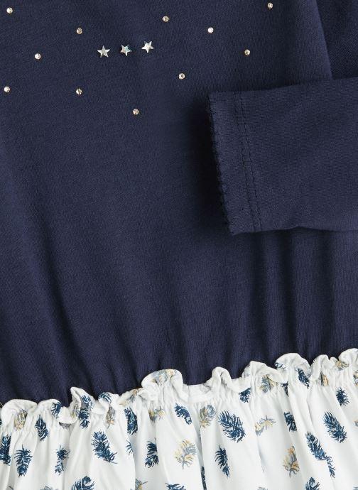 Vêtements Absorba Robe 9P30092 Bleu vue portées chaussures