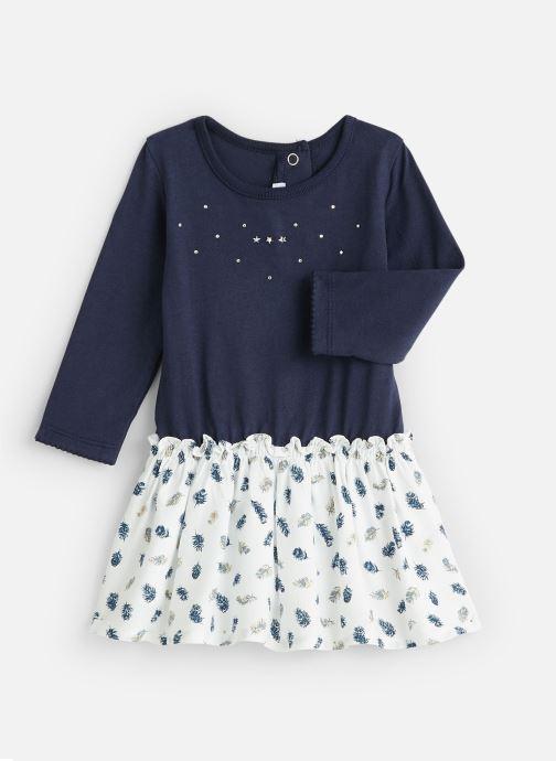 Vêtements Absorba Robe 9P30092 Bleu vue détail/paire