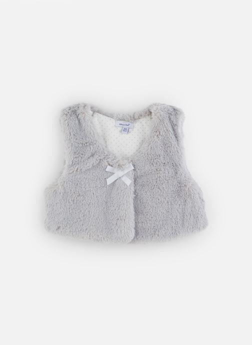 Vêtements Absorba Veste Polaire sans manche Gris vue détail/paire